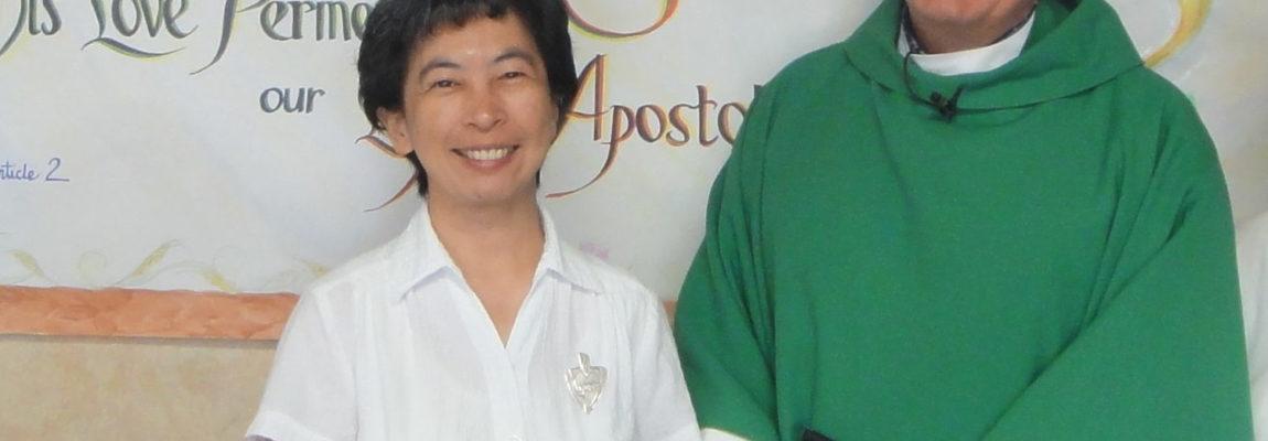 Sister Andrea Chiang, SDSH