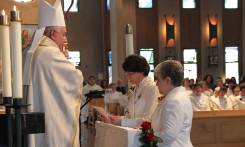 Sister Laura's Final Vows
