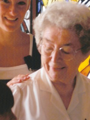 Sister Aurelia Majorossy, SDSH