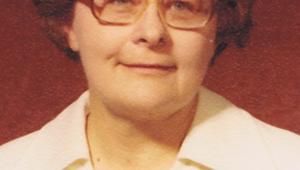 Sister Helen Clare Nagy, SDSH