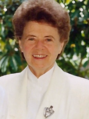 Sister Ida Peterfy, SDSH Foundress