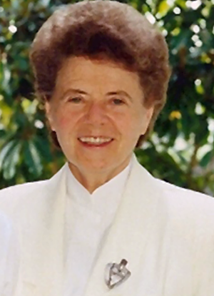 Sister Ida Peterfy, SDSH Foundress