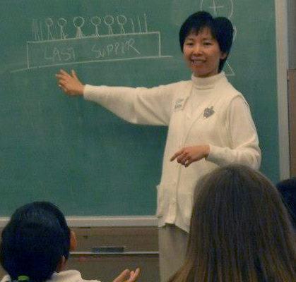 Sister Teresa Liu, SDSH