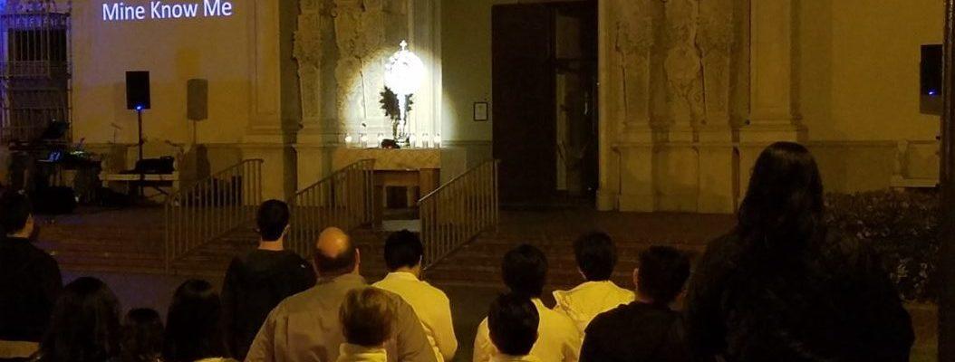Beacon Day at Saint John's Seminary in Camarillo