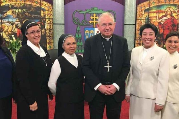 Archbishop Gomez's Television & Radio Show with our Sisters