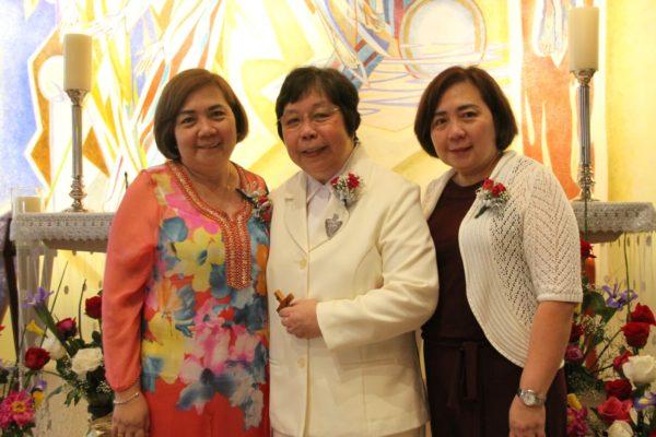 Sister Arlene and Sisters