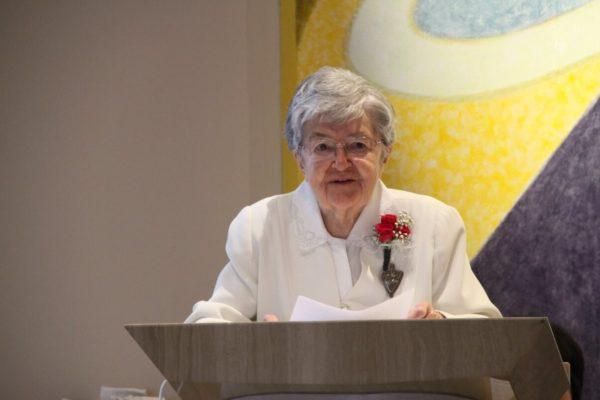 Sister Eva's talk