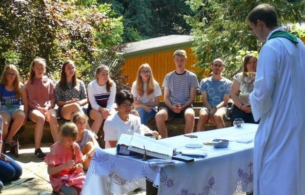 Proclaiming our Lord's Love in Hungary
