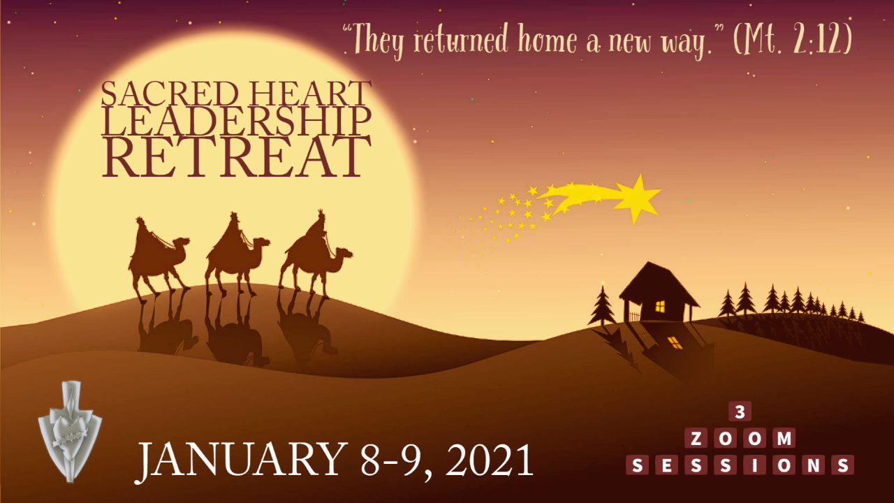 Virtual Sacred Heart Leadership Retreat