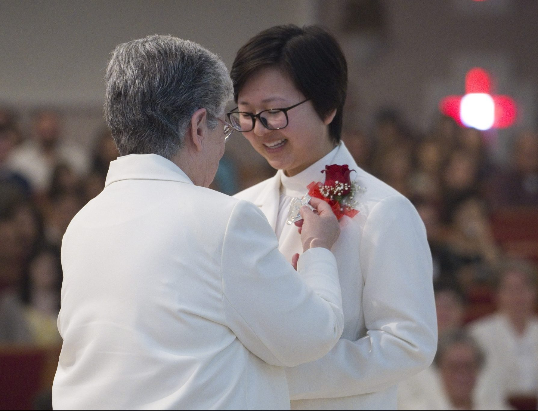 Sister Charis Kwon, SDSH