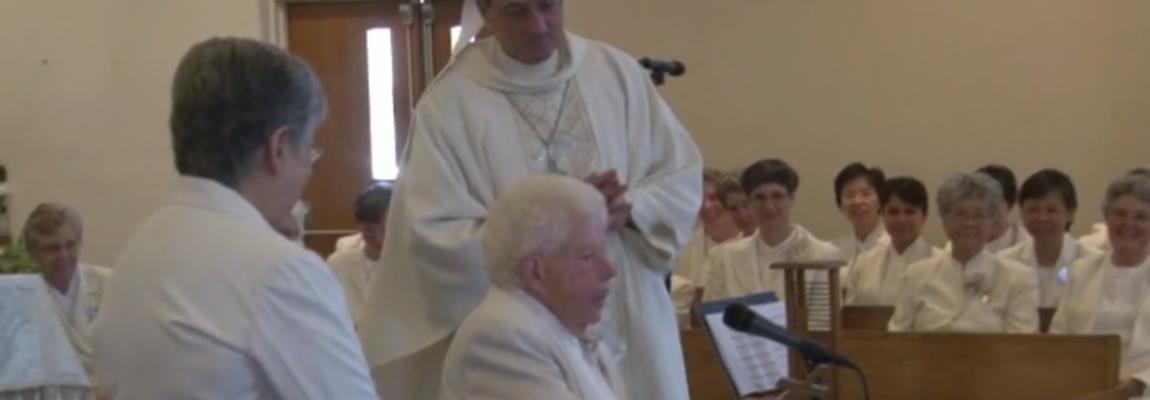 Sister Hermine – 80 years of Faithfulness, 102 years of life!